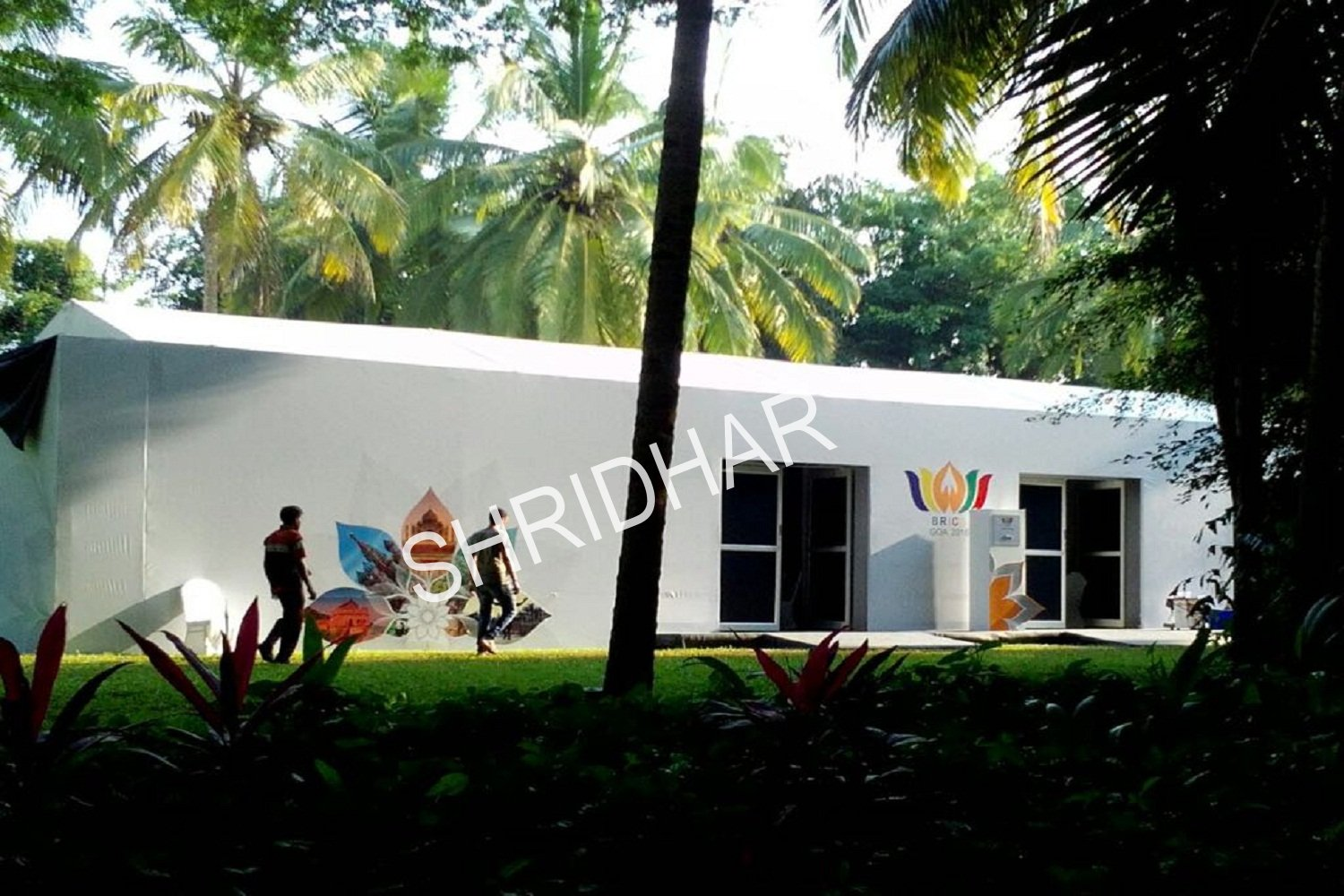 aluminium tents for rent for hire in bangalore shridhar tent house