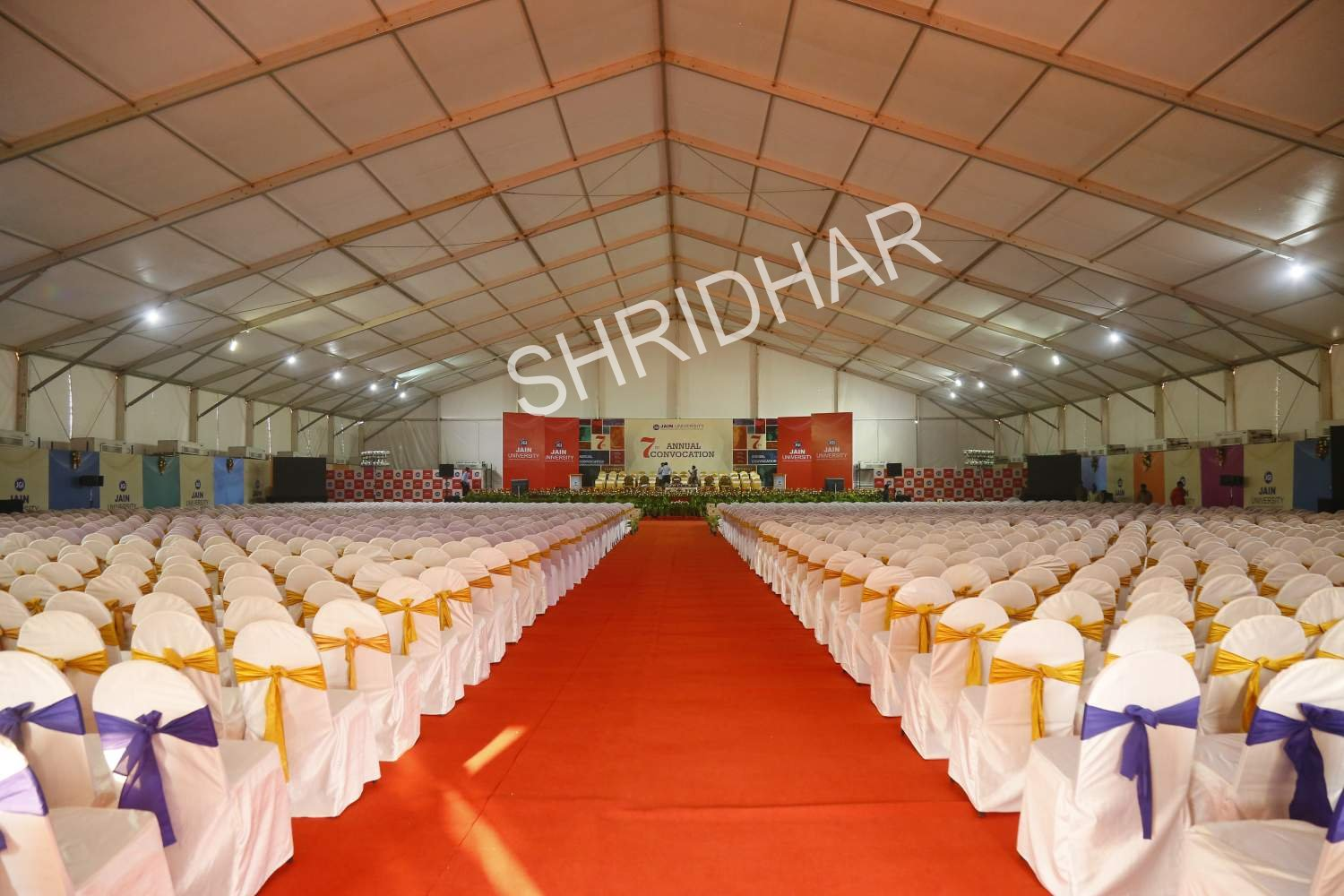 german hangers super structures tents for rent for hire in bangalore shridhar tent house
