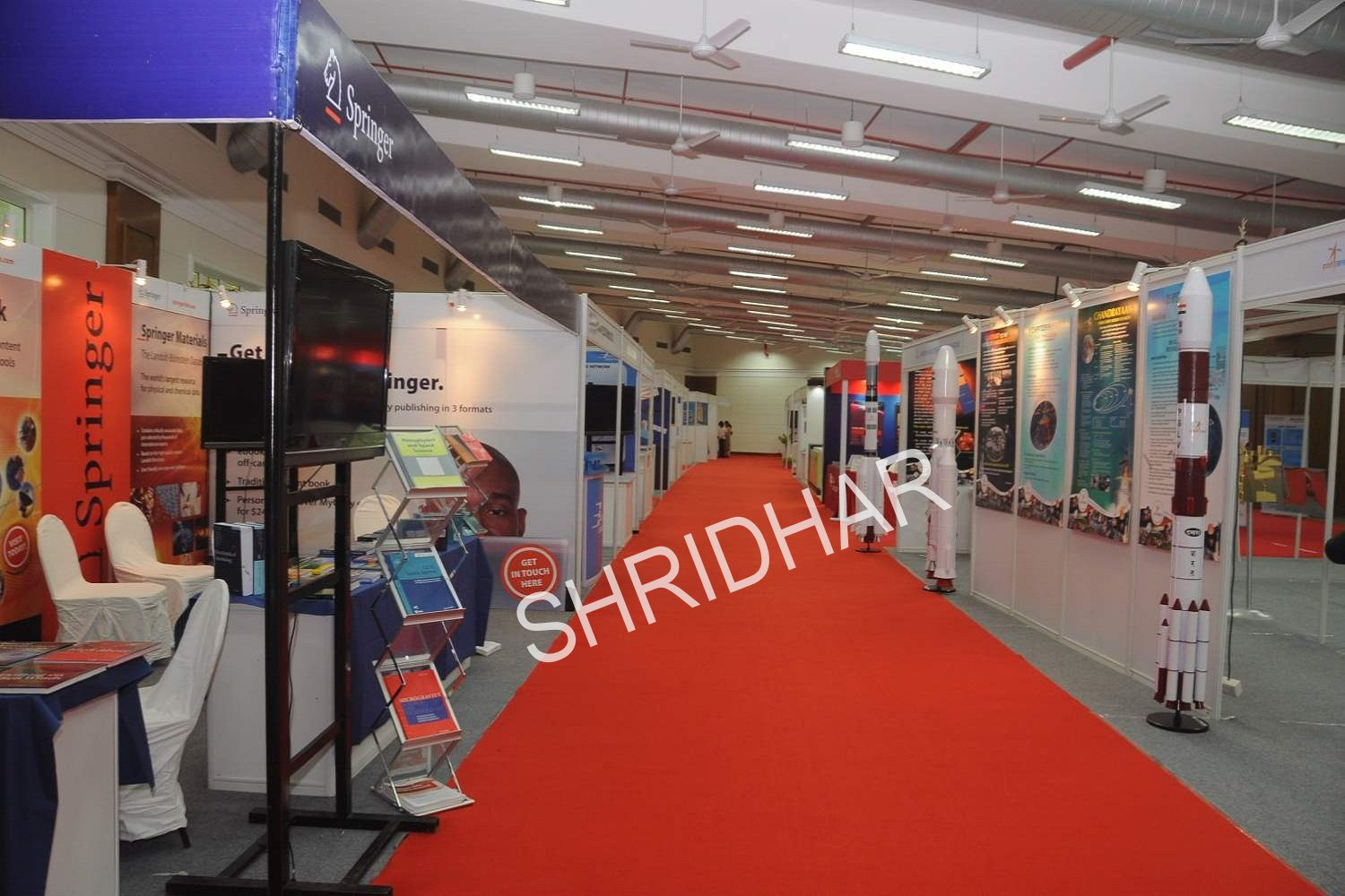 Exhibition Stall For Rent : Shridhar tent house bangalore tent house dealer for exhibitions