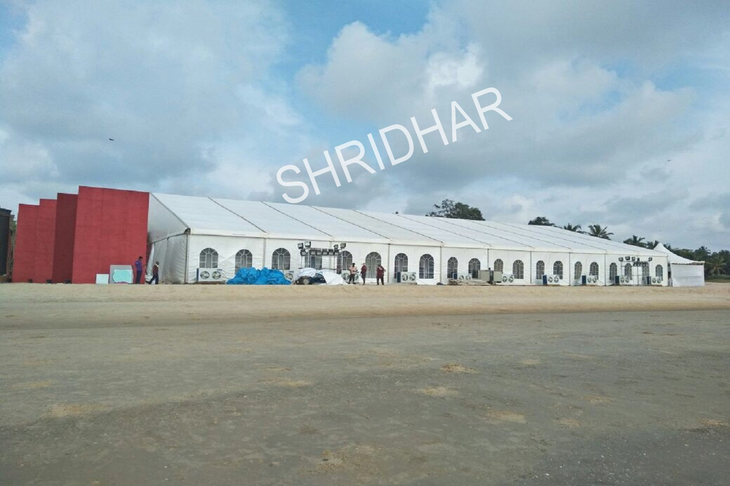 tent houses supplier dealer for weddings and wedding functions in bangalore shridhar tent house